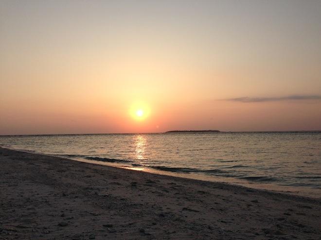 瀬底ビーチ