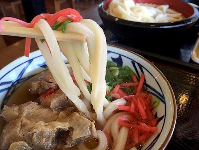 丸亀製麺沖縄北谷店