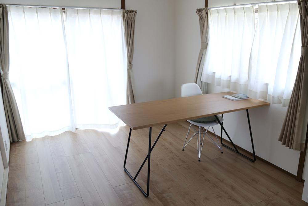 無印良品折りたたみ式ダイニングテーブル